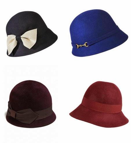 bc2f758ec5231 Pequeña Fashionista  Tutorial  Sombrero cloché