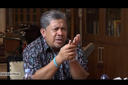 Fahri Hamzah Kritik Tajam Jokowi, Luhut Binsar Panjaitan, dan Mahfud MD
