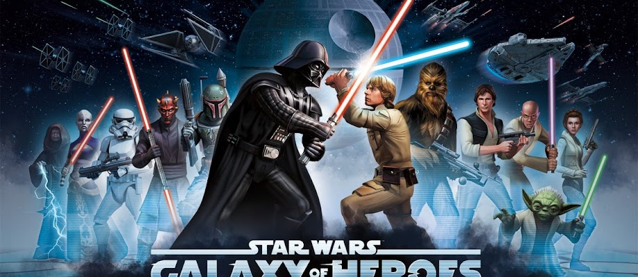 Free Download Star Wars: Galaxy of Heroes v0.17.491726