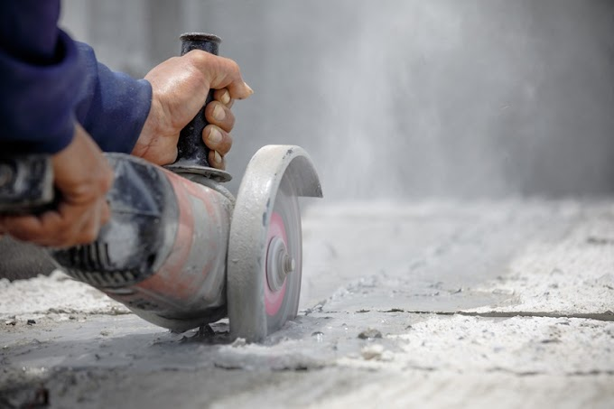 Different Concrete Cutting Services And Their Advantages