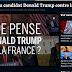 Les mots durs du candidat Donald Trump contre la France