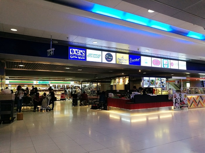 Layover Survival Guide in Suvarnabhumi Airport