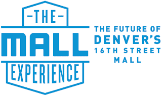The Mall Experience Logo including the words, the future of Denver's 16th Street mall