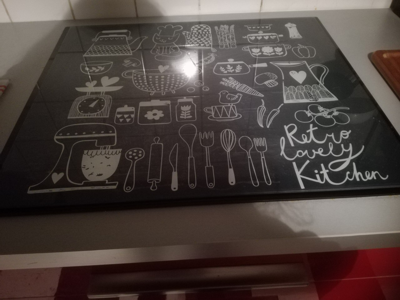 Dessus De Cuisiniere Vitroceramique ❤ my little world ❤: protection plaque vitrocéramique