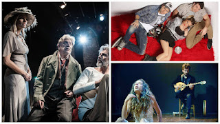5 παραστάσεις στο Θέατρο Αυλαία και το Δημοτικό Θέατρο Καλαμαριάς