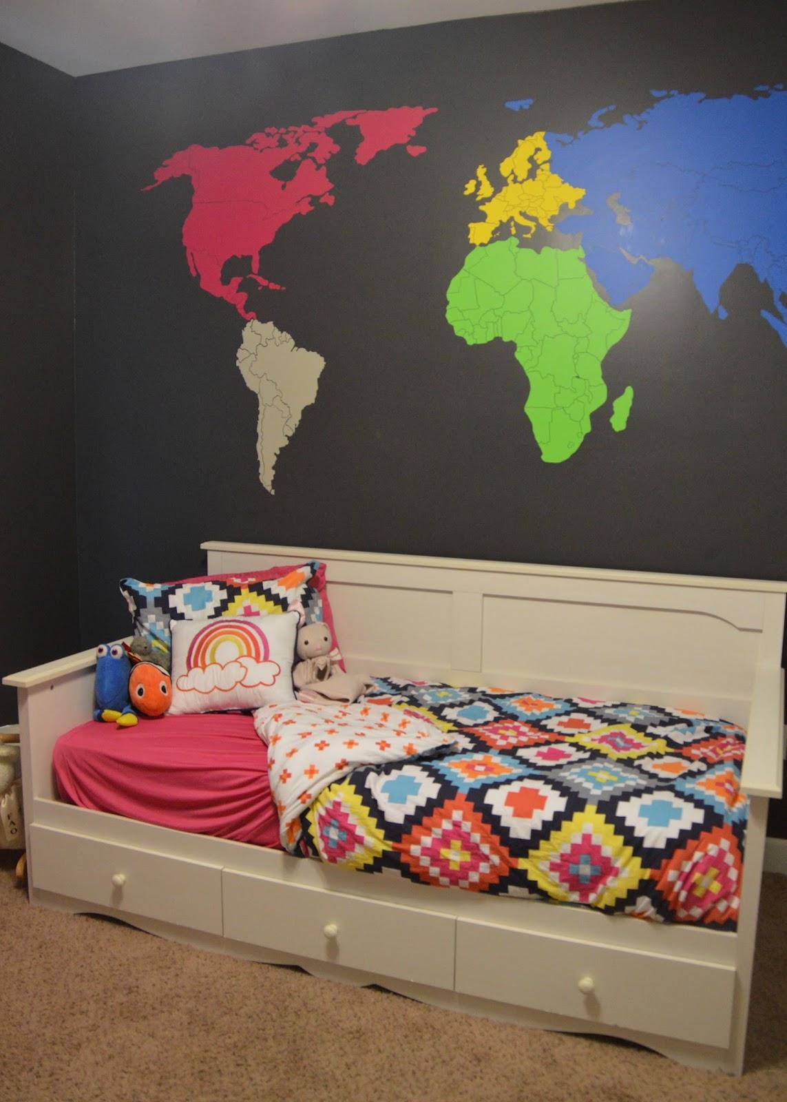 Tour of Our Home: Tess's Big Girl Room