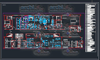 download-autocad-cad-dwg-file-residence-Industrial-kitchen-facilities