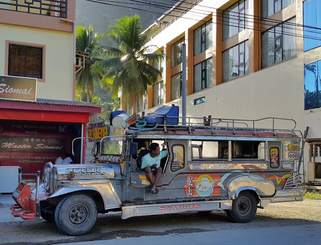 Jeepneys nas Filipinas