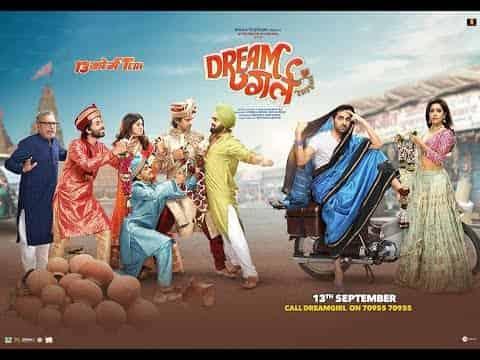 Dream Girl Movie Trailer, Ayushmann Khurrana Films, Videos, Songs, News, Download