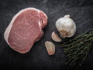 Boneless Pork Chop / Kemiksiz Domuz Pirzolası