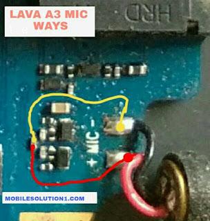 Lava-A3-Mic-Jumper-Ways-Solution