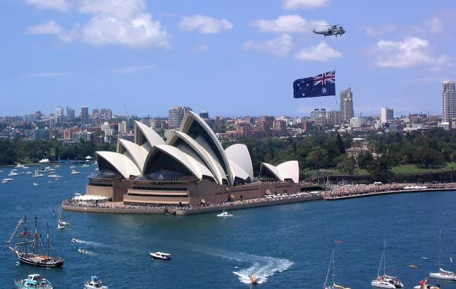 Australia - Top 7 Countries for Immigration