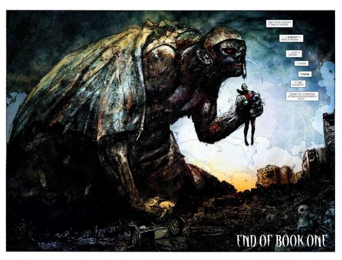 Crítica de N., adaptación del relato de Stephen King al cómic