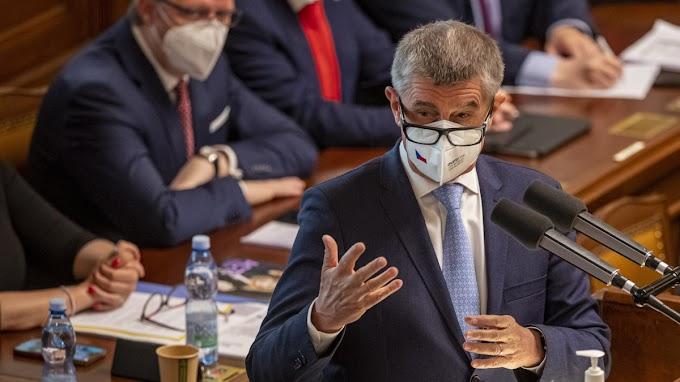 Bizalmatlansági indítványt nyújtott be a cseh ellenzék Andrej Babis kormánya ellen