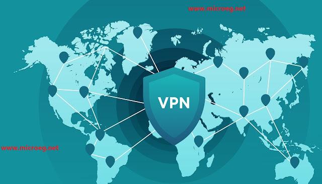 ما هو VPN ؟   وكيف يعمل !