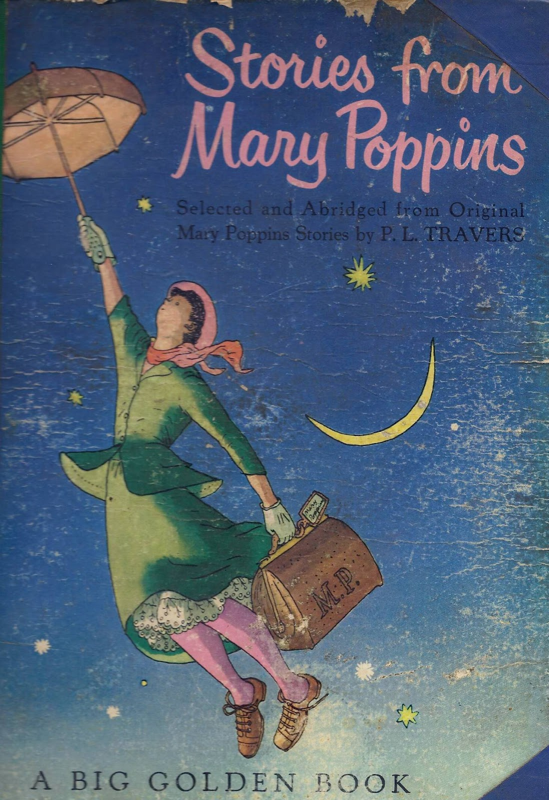 Christmas Presents 1952 Stories From Mary Poppins