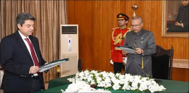 Barrister Farogh Naseem has been sworn in as Federal Law Minister for the third time