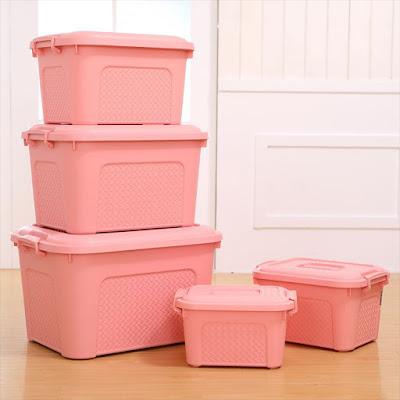 7 Cara Mudah Memilih Container Box Plastik Yang Tepat