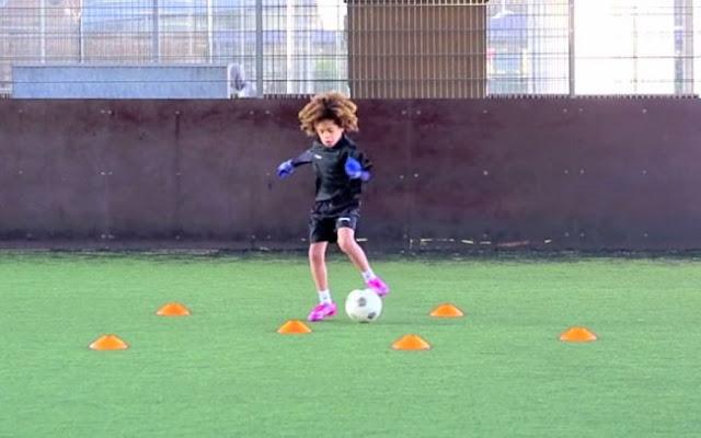Denim Nnamudi, el niño prodigio del 'Chelsea'… solo tiene 10 años y podría superar a Messi
