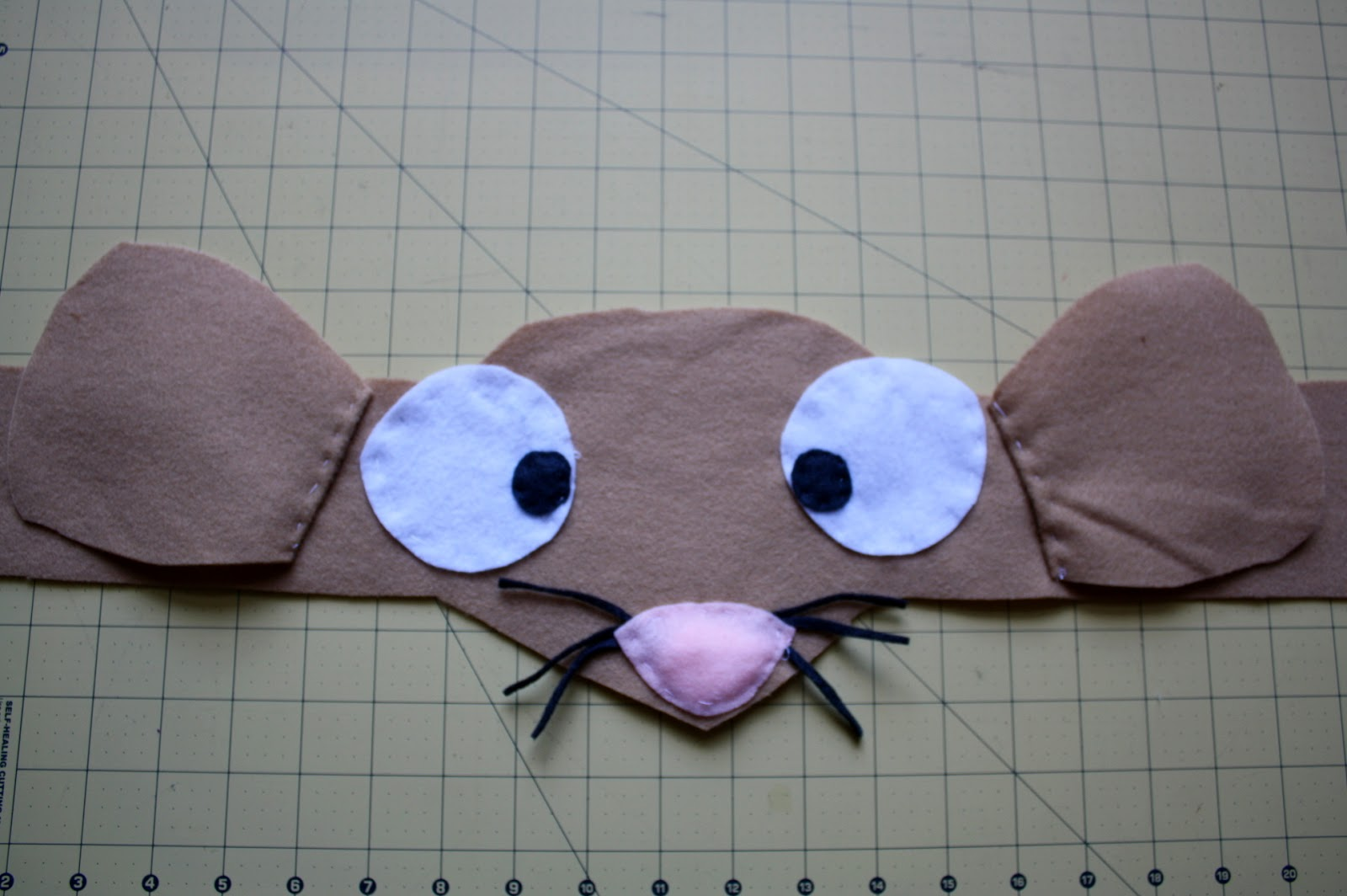 The Educators Spin On It Diy Gruffalo Inspired Mouse