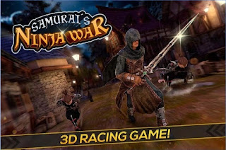 Game Samurai's Creed - Ninja War App