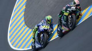 Ini Resep Zarco Ungguli Vinales dan Rossi