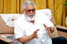 Rawlings' last plea to Asiedu Nketia over Zanetor