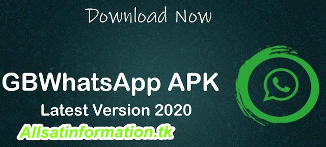 Whatsapp gb updated version free download apk