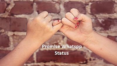 Promise Whatsapp Status