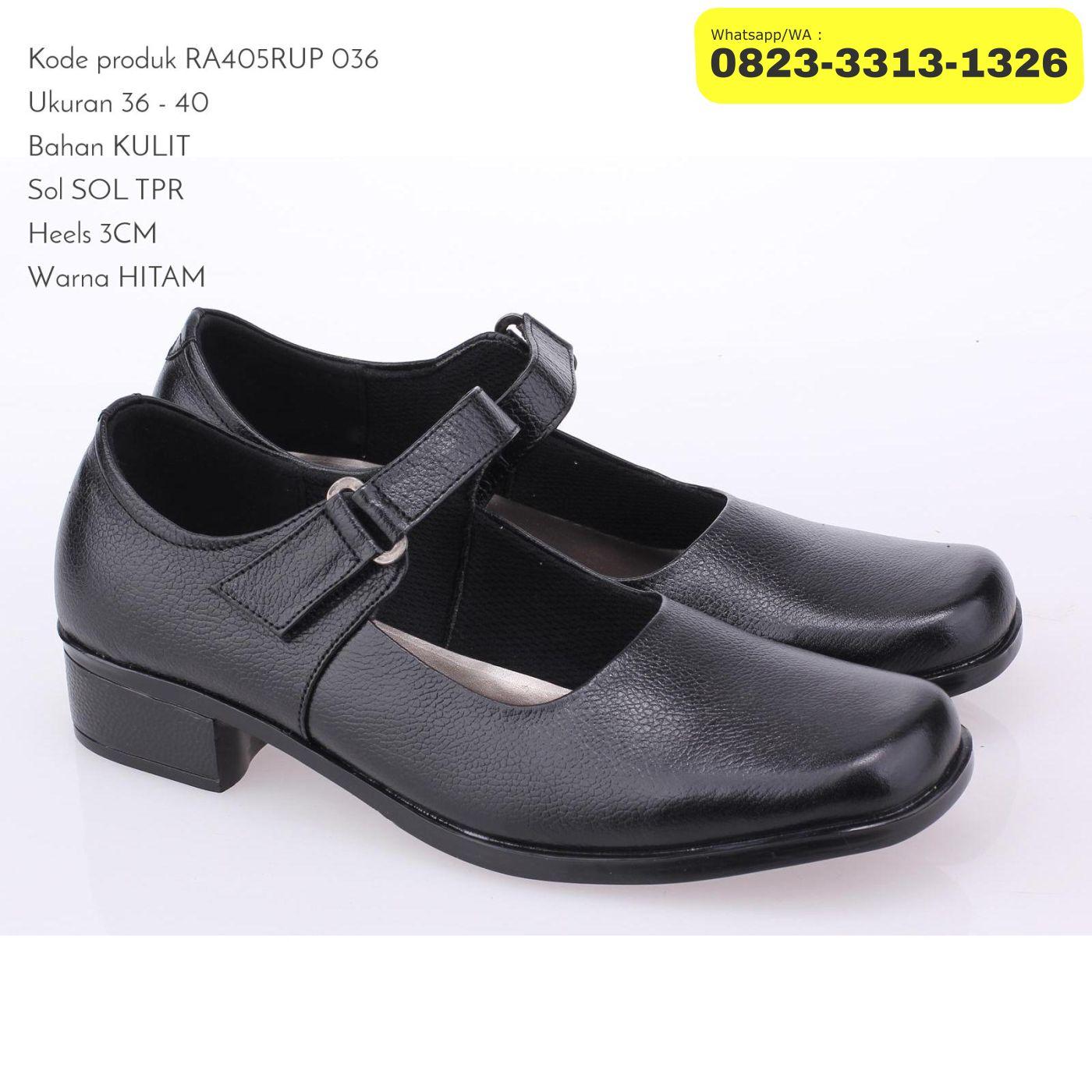 Model Sepatu Pantofel Wanita Remaja 5