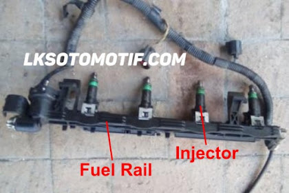 Fungsi Fuel Rail Pressure Sensor Dan Cara Kerjanya Pada Mesin Injeksi Mobil