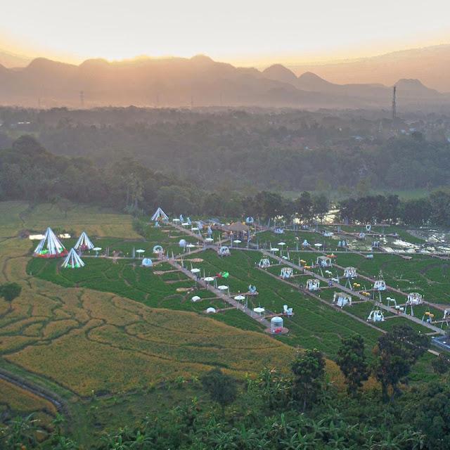 Kampung Sabin Cirebon Jawa Barat