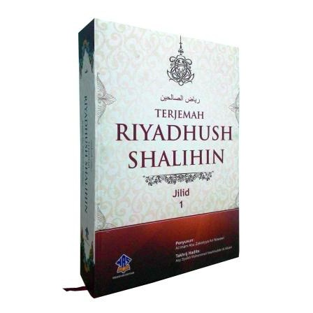 Buku Terjemah Riyadhush Shalihin Jilid 1 2 HAS