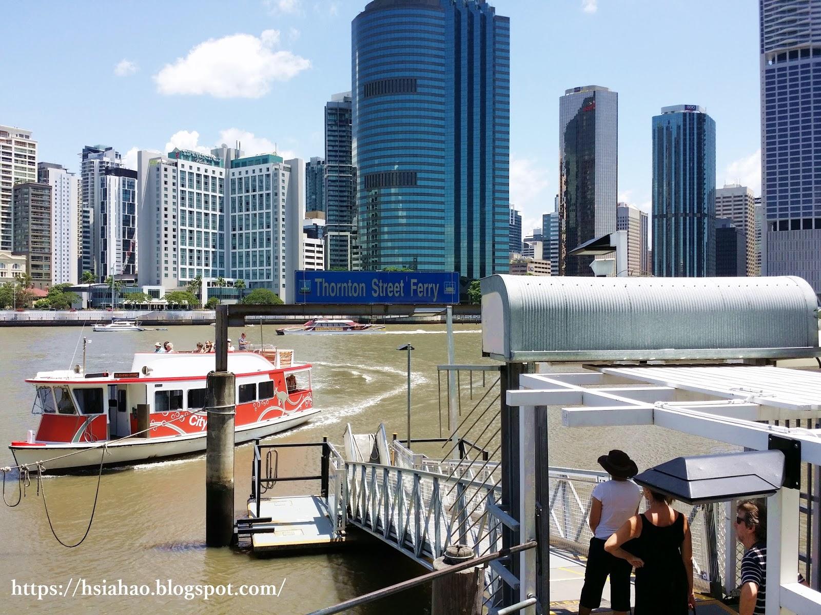 布里斯本-交通-介紹-黃金海岸-渡輪-Brisbane-Gold-Coast-Public-Transport