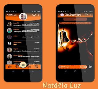 Casal Girls Theme For YOWhatsApp & Fouad WhatsApp By Natalia Luz