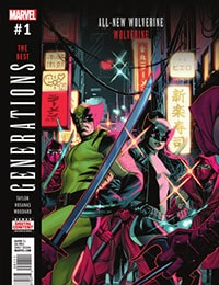 Generations: Wolverine & All-New Wolverine