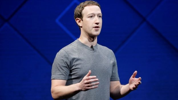 mark Zuckerberg on Facebook Cambridge Analytica scandal