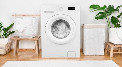 El lavadero también debe ser un espacio organizado y agradable