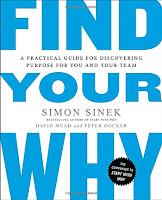 Encuentra Tu Porqué de Simon Sinek, La Clave es El Porqué, auto ayuda, negocios, no ficción, lista de lectura