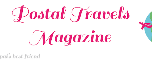 Postal Travels Magazine: Join Our First Swap!!