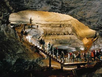 Sistema de Cuevas Mammoth Cave