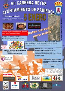 Clasificaciones Carrera Reyes Sariegos 2020