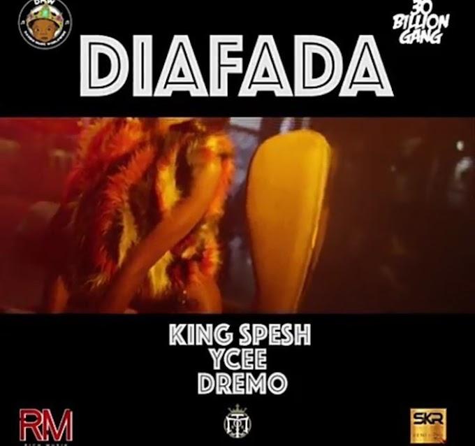 [Mp3] King Spesh - Dia Fada ft. Ycee & Dremo
