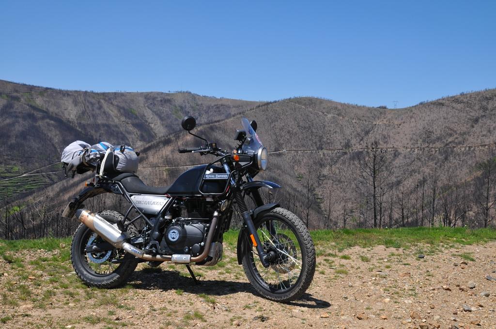 フィールド バイク エン ロイヤルエンフィールド2021新車バイクラインナップ〈メテオ350 etc.〉(WEBヤングマシン)