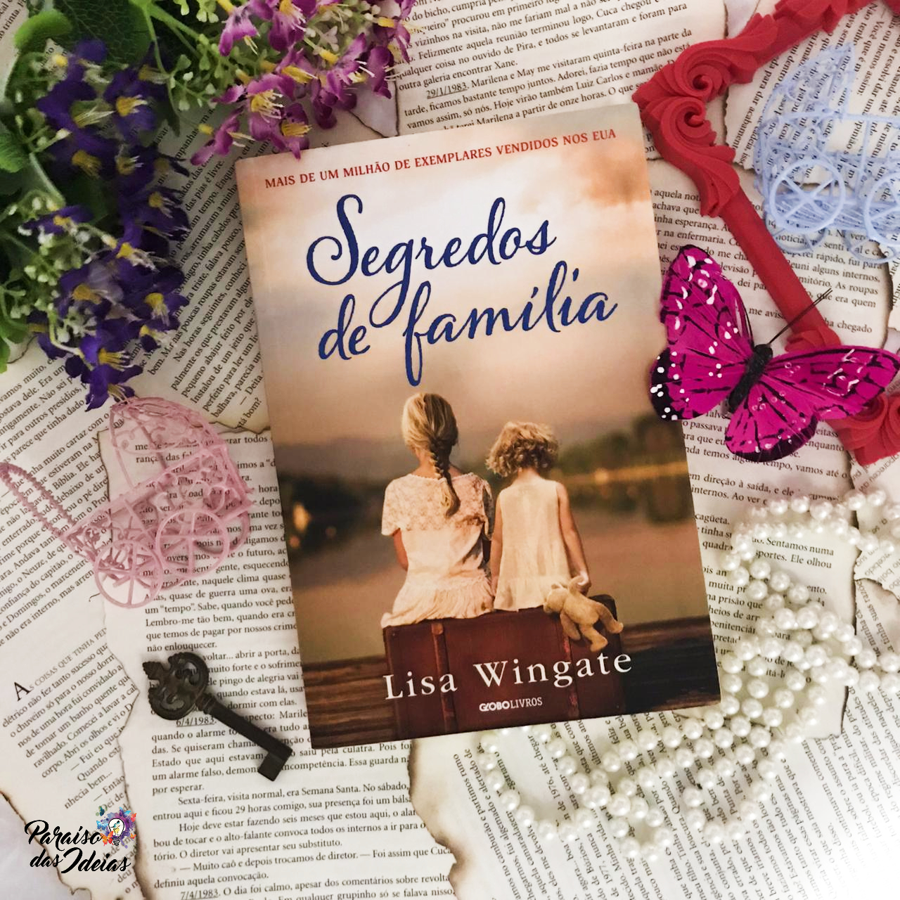 Segredos de Família || Lisa Wingate