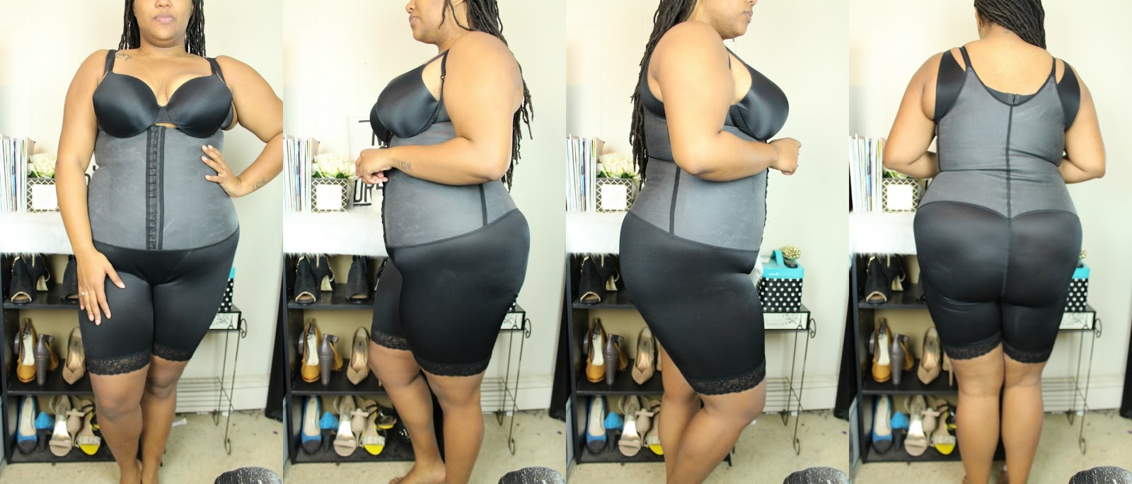 Squeem Shapewear Review- A Thick Girls' Closet