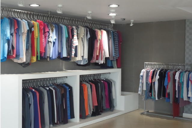 Clothing Manufacturers Samples Room