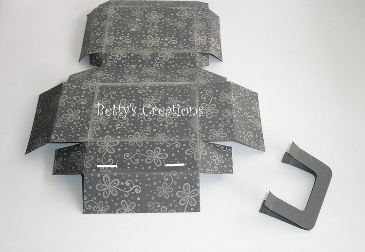 bettys creations reisek fferchen anleitung. Black Bedroom Furniture Sets. Home Design Ideas