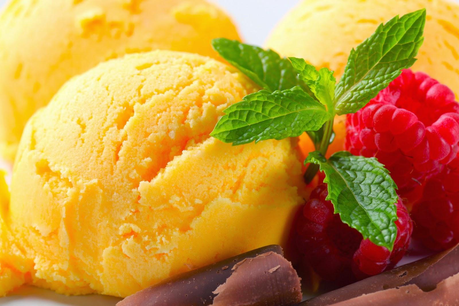 Ricetta gelato vegano senza gelatiera  Leco dellecologia