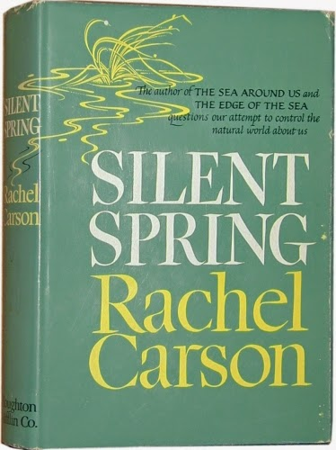 rachel carsons silent spring essay Rachel carson's silent spring rachel carson's silent spring tells the story of how biologist rachel carson was driven to write silent background essay.
